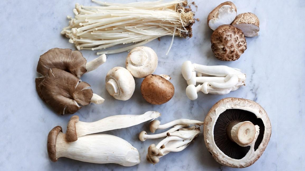 Freeze Mushrooms